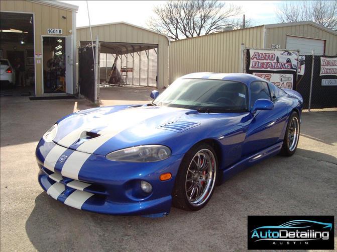 1997-Dodge-Viper-Auto-Detailing-Austin