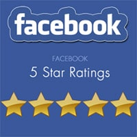 Top Rated on Facebook