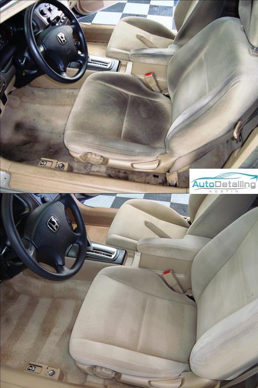 2005 Honda Accord Auto Detailing Austin LLC