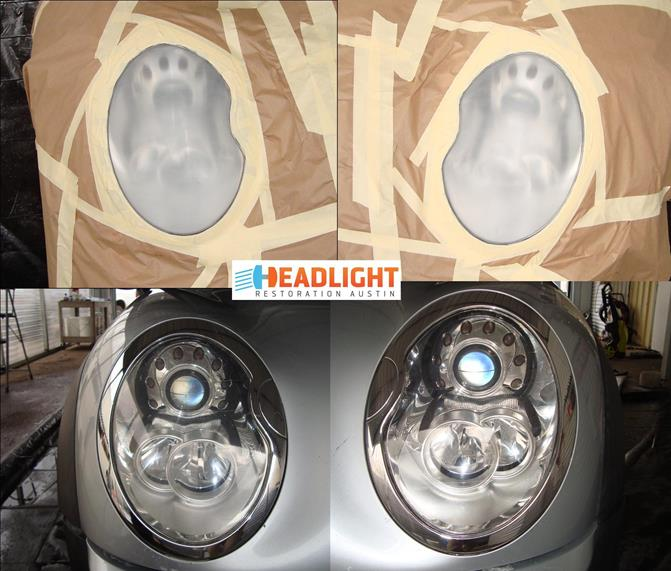 2005-Mini-Cooper-Headlight-Restoration-Austin-LLC
