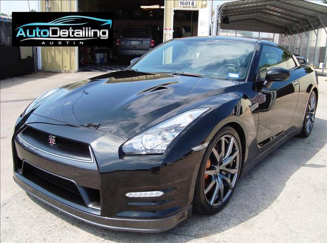 2013-Nissan-GTR-Auto-Detailing-Austin-LLC