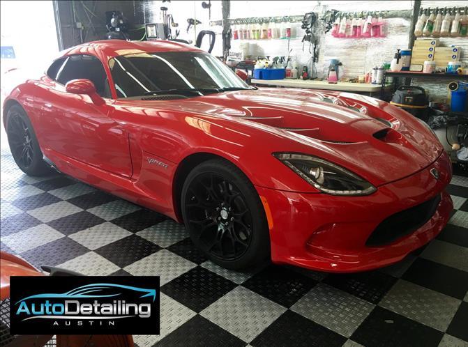 2016-Dodge-Viper-SRT-Auto-Detailing-Austin-LLC