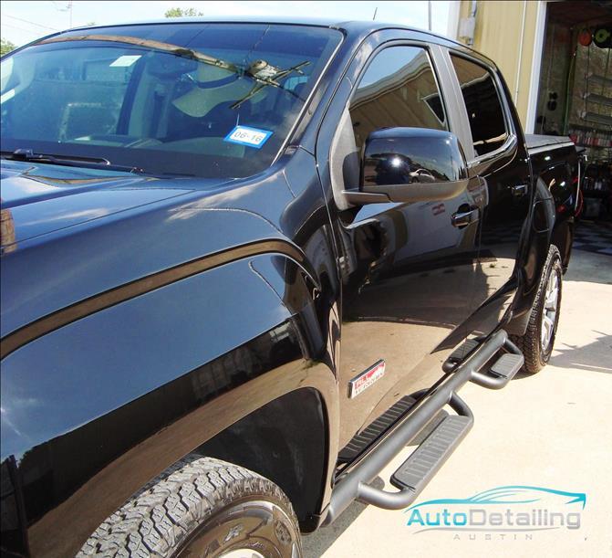 Auto-Detailing-Austin-LLC-2015-GMC-Canyon
