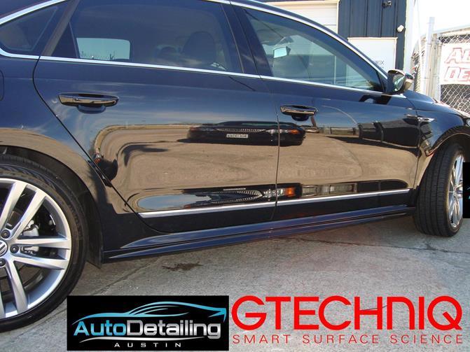 Auto-Detailing-Austin-LLC-2017-Volkswagen-Passat-Gtechniq
