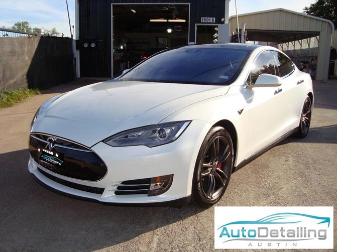 Auto-Detailing-Austin-LLC-Tesla