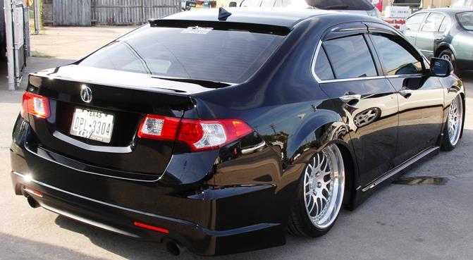 Acura Show Car Auto Detailing Austin